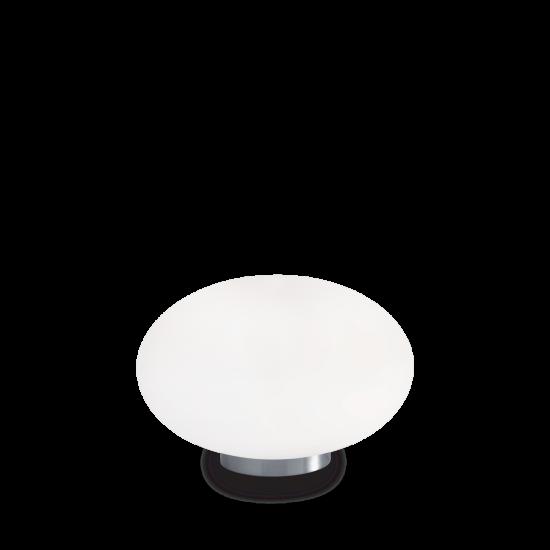 Ideal Lux Candy 086804 TL1 D25 Φωτιστικό Επιτραπέζιο Πορτατίφ  Μοντέρνο Λευκό
