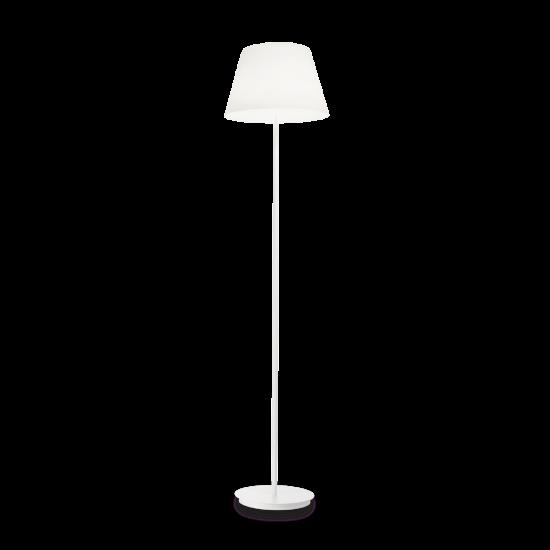 Ideal Lux Cylinder 111452 PT2 Φωτιστικό Δαπέδου Μοντέρνο Λευκό