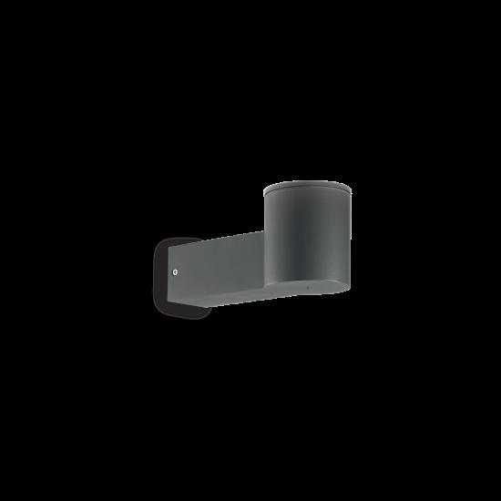 Ideal Lux Clio 145228 MAP1 Antracite Φωτιστικό Εξωτερικού Χώρου Απλίκα Ανθρακί