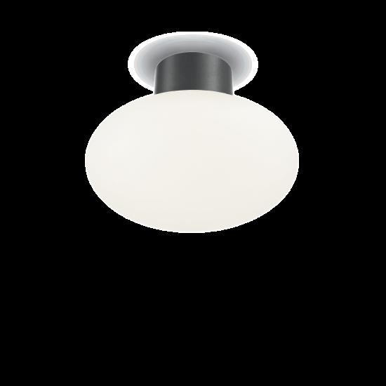 Ideal Lux Clio 148861 MPL1 Antracite Φωτιστικό Εξωτερικού Χώρου Οροφής Ανθρακί