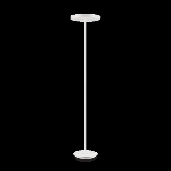 Ideal Lux Colonna 177199 PT4 Bianco Φωτιστικό Δαπέδου Μοντέρνο Λευκό Ματ