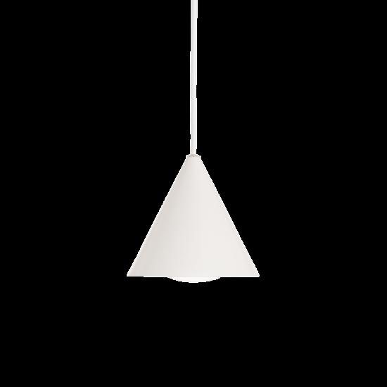 Ideal Lux A-Line 232690 SP1 D13 Bianco Φωτιστικό Κρεμαστό Μοντέρνo Λευκό