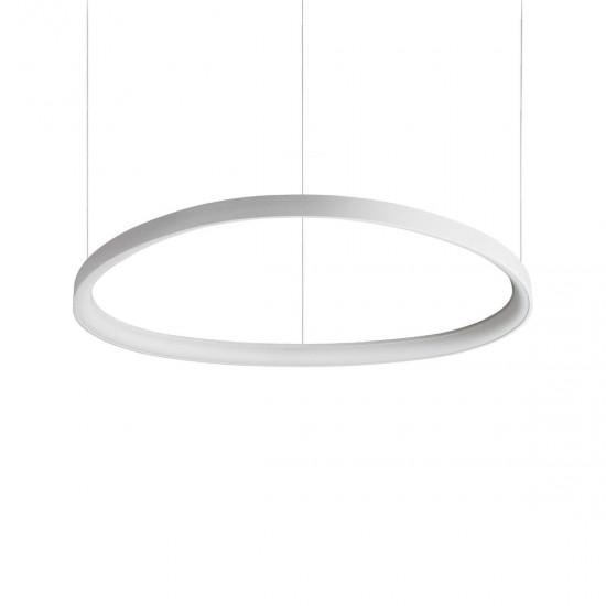 Ideal Lux Gemini sp d81 247274 Κρεμαστό Μεταλικό Φωτιστικό Οροφής