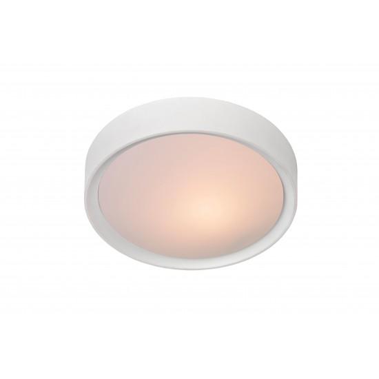 Lucide LEX 08109/01/31 Φωτιστικό οροφής 1xE27 D25cm Λευκό