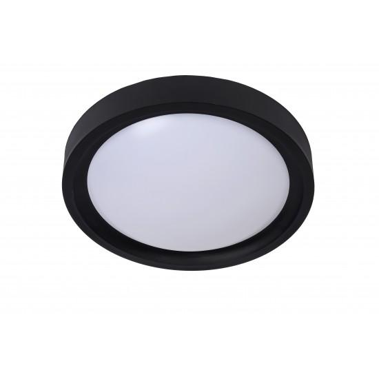 Lucide LEX 08109/02/30 Φωτιστικό οροφής 2xE27 D33cm Μαύρο
