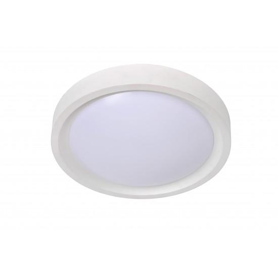 Lucide LEX 08109/02/31 Φωτιστικό οροφής 2xE27 D33cm Λευκό