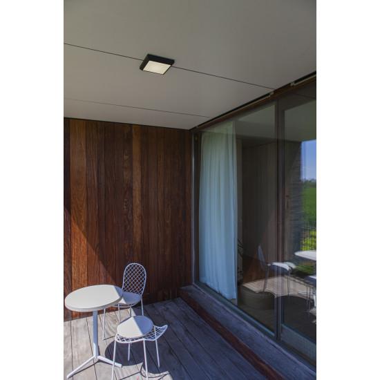 LUTEC helena 5102101118 Φωτιστικό Οροφής - Τοίχου  Εξωτερικού Χώρου