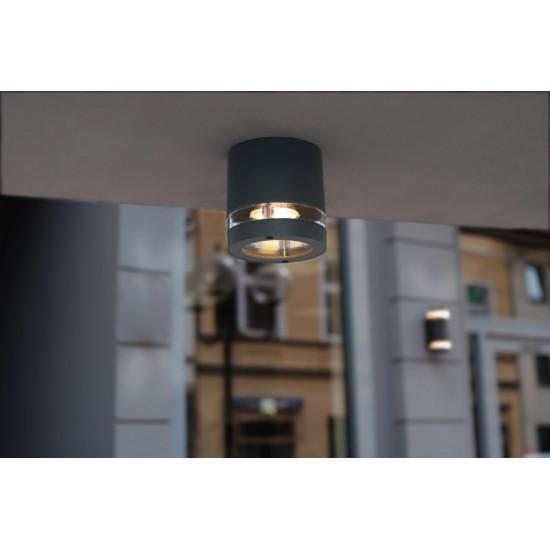 LUTEC focus 6304201118 Φωτιστικό Οροφής Εξ.Χώρου