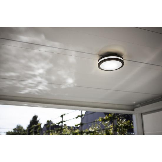 LUTEC titan 6336201118 Φωτιστικό Οροφής - Τοίχου Εξωτερικού Χώρου