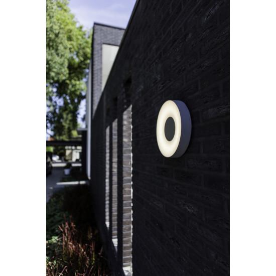 LUTEC ublo 6348102112 Φωτιστικό Οροφής - Τοίχου Εξωτερικού Χώρου