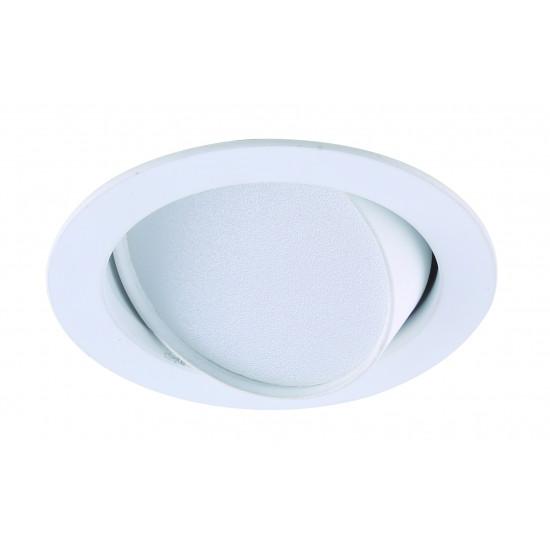 Viokef NOX 4157200 Χωνευτό Σποτ Λευκό
